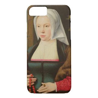 Coque iPhone 7 Portrait de Madame inconnue, 1527 (huile sur le