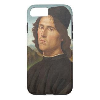Coque iPhone 7 Portrait de Marianito Goya, petit-fils de