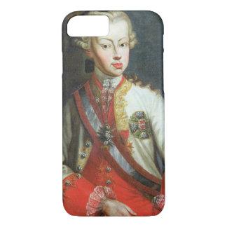 Coque iPhone 7 Portrait de Pietro Leopoldo di Lorena, c.1750