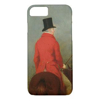 Coque iPhone 7 Portrait de Thomas Cholmondeley, premier seigneur