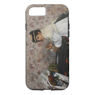 Coque iPhone 7 Portrait d'Edgar Degas | de Mlle. Hortense