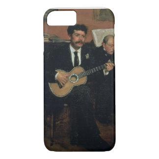 Coque iPhone 7 Portrait d'Edgar Degas | des païens de Lorenzo