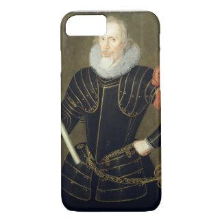 Coque iPhone 7 Portrait d'un homme, 1593 (huile sur le panneau)