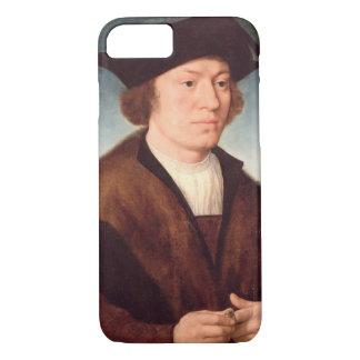Coque iPhone 7 Portrait d'un homme inconnu, 1520 (huile sur le