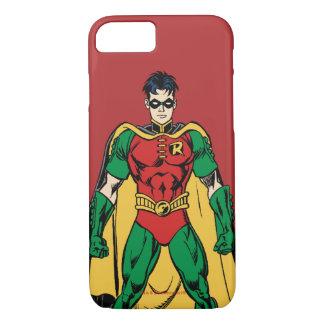 Coque iPhone 7 Position de classique de Robin