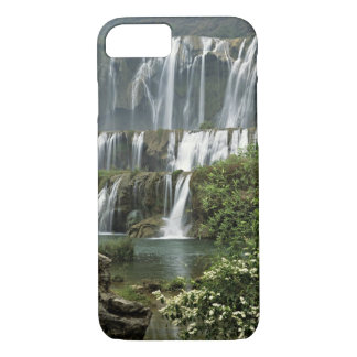 Coque iPhone 7 Province de l'Asie, Chine, Yunnan, Qujing, Luoping