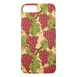 Coque iPhone 7 Raisins