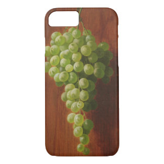 Coque iPhone 7 Raisins verts