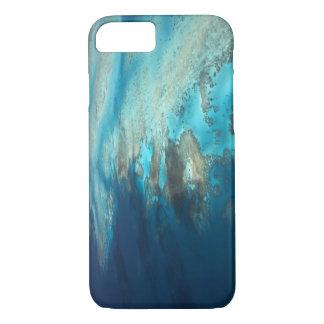 Coque iPhone 7 Récif d'Arlington, parc marin de la Grande