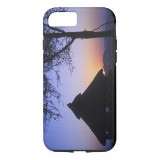 Coque iPhone 7 Région de l'Afrique, Ethiopie, rivière d'Omo,