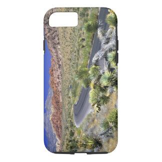 Coque iPhone 7 Région nationale de conservation de canyon rouge
