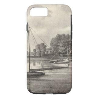Coque iPhone 7 Résidence de Joseph Francis, la rivière de Tom, NJ
