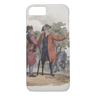 Coque iPhone 7 Retraités de Chelsea, cavalerie et infanterie, de