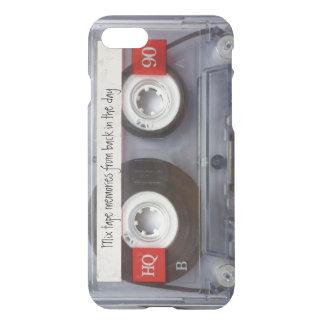 Coque iPhone 7 Rétro enregistreur à cassettes