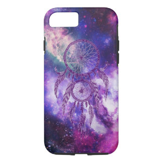 Coque iPhone 7 Rêve sur le receveur de rêve de galaxie