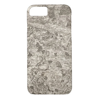 Coque iPhone 7 Richelieu, Saumur