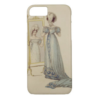 Coque iPhone 7 Robe de cour, plat de mode de Reposi d'Ackermann