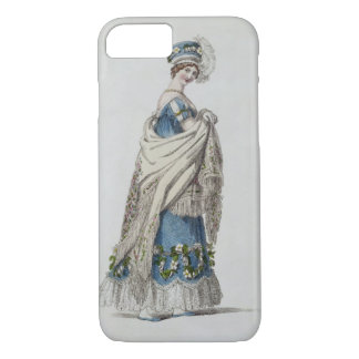 Coque iPhone 7 Robe de marche, plat de mode du Repo d'Ackermann