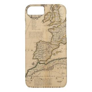 Coque iPhone 7 Rome et hémisphère oriental