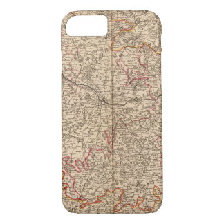 Coque iPhone 7 Routes et églises romaines