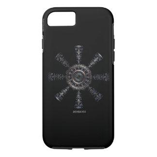 Coque iPhone 7 Rune☼ héréditaire et spirituel de ☼Aegishjalmur -