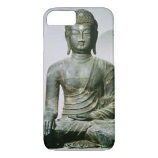Coque iPhone 7 Sakyamuni assis Bouddha de Ch'ungung-Ni (fer)