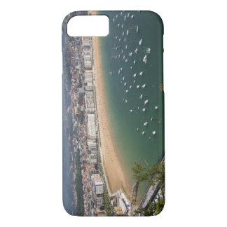 Coque iPhone 7 San Sebastian, Espagne. La ville Basque de San
