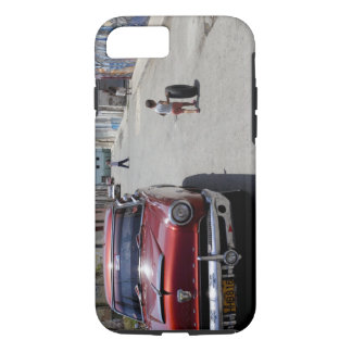 Coque iPhone 7 Secteur de Hamel d'Africain, La Havane, Cuba,