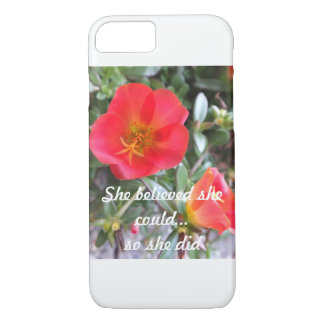 Coque iPhone 7 She believed could ainsi she she did