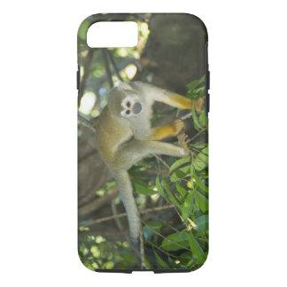 Coque iPhone 7 Singe-écureuil commun, (sciureus de Saimiri), Rio
