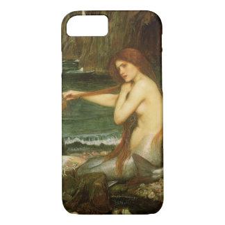 Coque iPhone 7 Sirène par le château d'eau de JW, art victorien