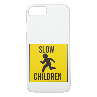 COQUE iPhone 7 SLOW-CHILDREN