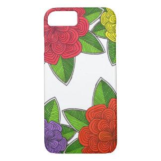 Coque iPhone 7 Smartphone Floral