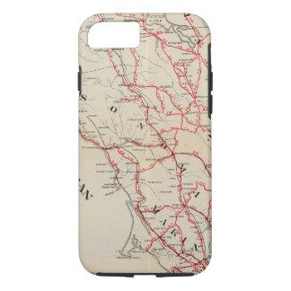Coque iPhone 7 Sonoma, Marin, lac, et comtés de Napa