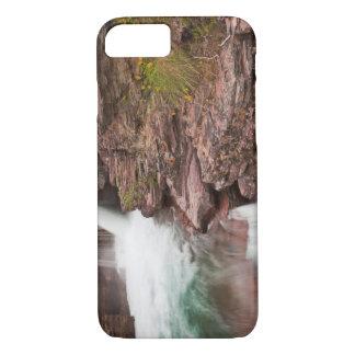 Coque iPhone 7 St Mary tombe en parc national de glacier dedans