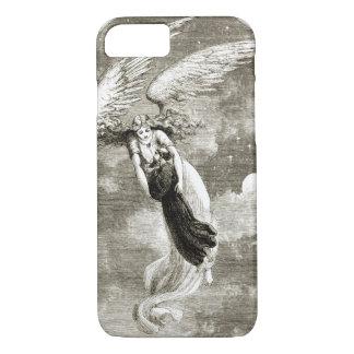Coque iPhone 7 St Patrick a porté à Rome par l'ange, du 'Th