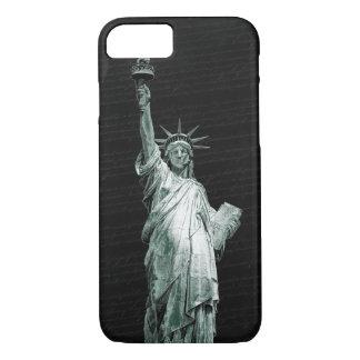 Coque iPhone 7 Statue de la liberté
