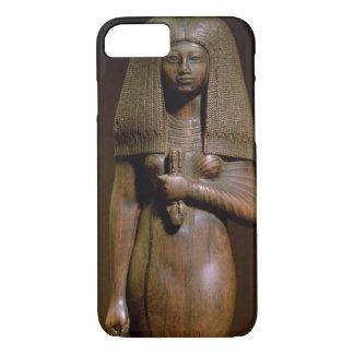Coque iPhone 7 Statuette du Tuya, tête du harem de la minute, N