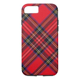 Coque iPhone 7 Stewart royal