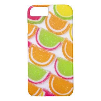 Coque iPhone 7 Sucrerie différente colorée de gelée