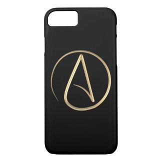Coque iPhone 7 Symbole athée