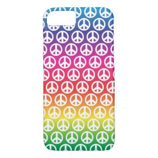 Coque iPhone 7 Symbole de paix