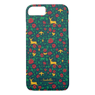 Coque iPhone 7 Symboles de la vie de Frida Kahlo |