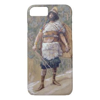 Coque iPhone 7 T30121 un guerrier de vieux testament (la semaine