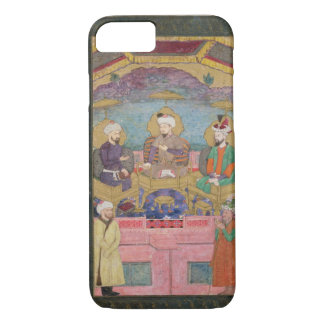 Coque iPhone 7 Tamerlan (1336-1405), Babur (1483-1530, r.1526-30)