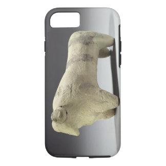 Coque iPhone 7 Taureau dans le style d'Ubaid, c.4000-3500 AVANT