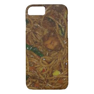 Coque iPhone 7 Telefoonhoesje «plat indonésien à base de pâtes