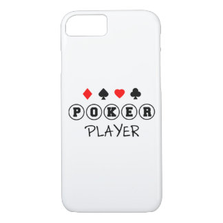 Coque iPhone 7 Téléphone de cas de joueur de poker