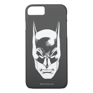 Coque iPhone 7 Tête de Batman