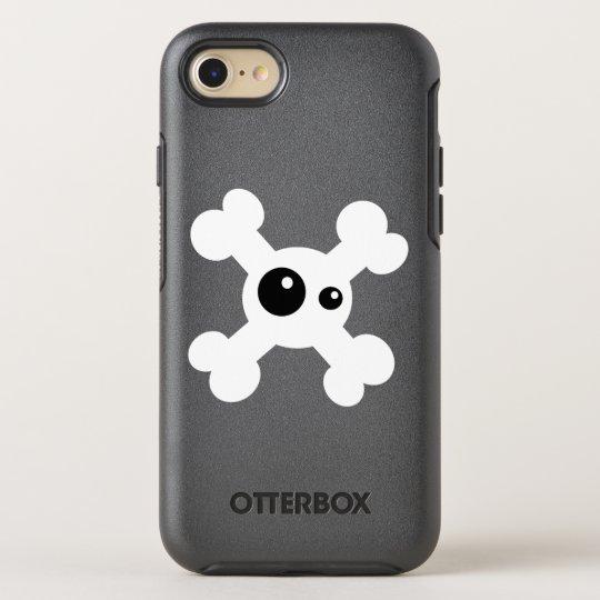 Coque iPhone 7 - Tête de Mort